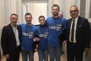 App Challenge 2020 vincono Nicolà, Mauro e Myriam con l'app See4me che aiuta persone con disturbi della vista.